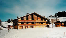 "The three chalets known as ""Pic Chaussy"""